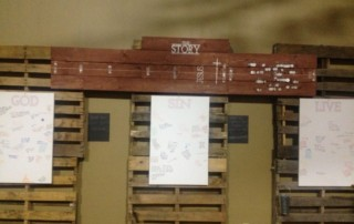 Student Worship Response Station 2