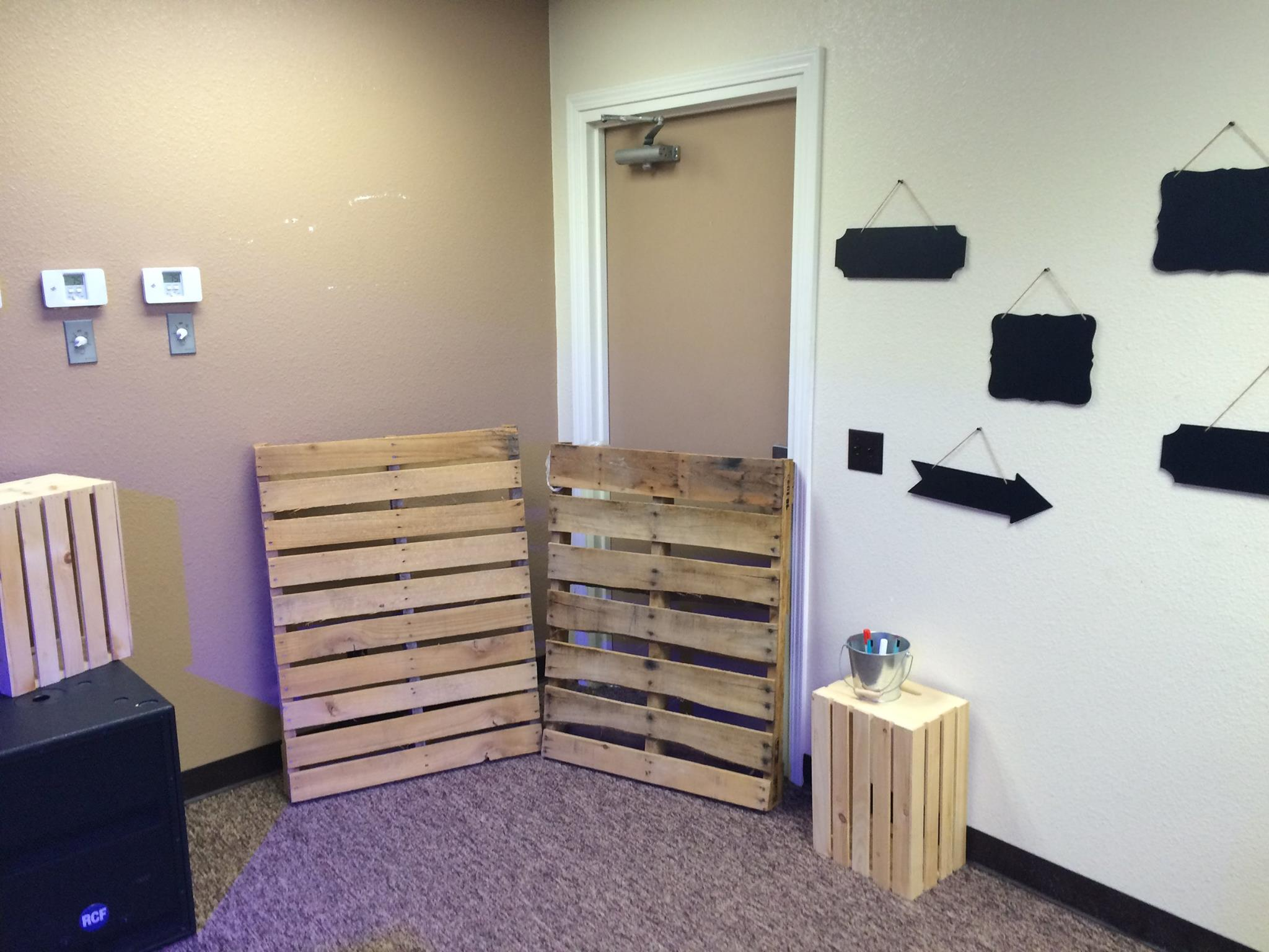 Student Worship Response Station 3