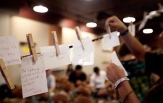 Student Worship Response Station 13