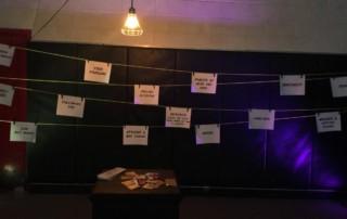 Student Worship Response Station 18